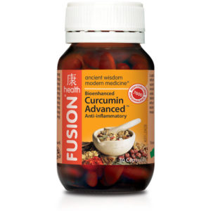 Fusion Health Curcumin Advanced Anti-inflammatory