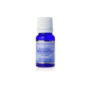 springfields aromatherapy aus sandalwood jojoba eo